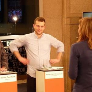 TV2 stjyllands Midtvejsvalg  18 november 2015