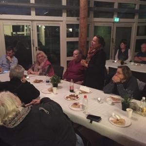 Velfrdslistens nytrskur 2017 Debat